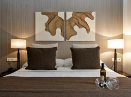 Carris Cardenal Quevedo, hotel cerca de Manantiales de As Burgas, Ourense