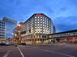 Hampton Inn & Suites - Minneapolis/Downtown, lodging in Minneapolis