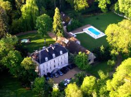 Château de Challanges, hotel in Beaune