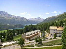 Berghotel Randolins, hotel a Sankt Moritz