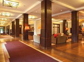Grande Hotel Campos do Jordao, hotel near Imbiri Peak, Campos do Jordão
