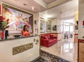 Hotel Giuliana, hotel near Vittorio Emanuele Metro Station, Rome