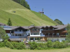 Haller's Boutique-Hotel, hotel in Mittelberg