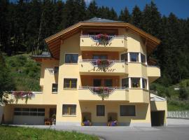 Apart Alcazar, pet-friendly hotel in Ischgl