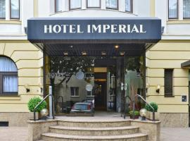 Hotel Imperial, hotel in Cologne