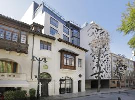 Hotel Cumbres Lastarria, hotel near Patio Bellavista, Santiago