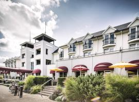 Hotel De Zeeuwse Stromen, pet-friendly hotel in Renesse