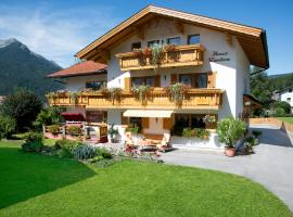 Gästehaus Wanker, Hotel in Ehrwald