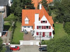 B&B Villa Fernadine, pet-friendly hotel in De Haan