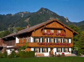 Lamprechthof, Hotel in der Nähe von: Bayernhanglift, Lenggries