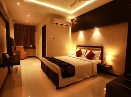 Hotel Mars Classic, hotel near Chennai International Airport - MAA, Chennai