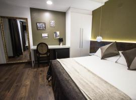 Moderno, hotel en Barcelona