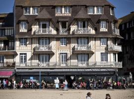 Le Flaubert, hôtel à Trouville-sur-Mer