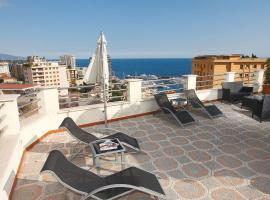 Hotel Restaurant Forum, hotel near Chapiteau of Monaco, Beausoleil