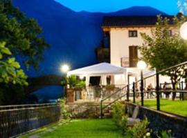 Hotel Il Mulinum, hotel in Porlezza