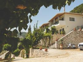 Althea Studios, hotel in Agios Nikitas