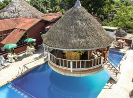 Los Gavilanes Hotel, family hotel in Pucallpa