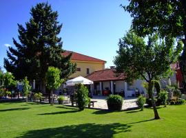 Hotel Casa Reboiro, hotel en Monforte de Lemos