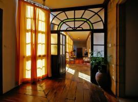 Casa Grande De Trives, hotel cerca de Pluviómetro Lift, Puebla de Trives