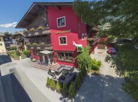 Hotel Gamshof, hotel in Kitzbühel