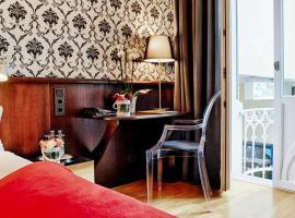 Garni Hotel Drei Lilien, hotel in Wiesbaden