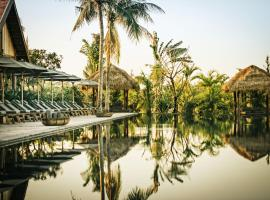 Phum Baitang, מלון בסיאם ריפ
