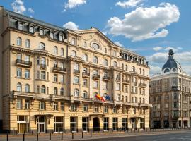 Hotel Polonia Palace, hotel in Warsaw
