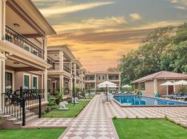 Seashell Suites and Villas, resort en Candolim