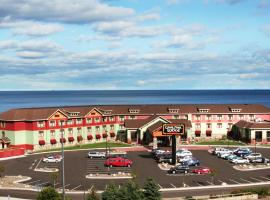 Canal Park Lodge, lodging in Duluth