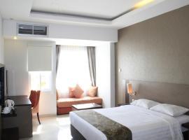 Lorin New Kuta Hotel, hôtel à Uluwatu