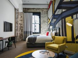 Ovolo 1888 Darling Harbour, hotel near State Theatre, Sydney