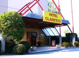 Class'eco Charleroi, hotel near Courcelles Motte, Charleroi