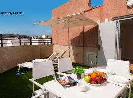 Hotel Apartamento Bajamar, pet-friendly hotel in Las Palmas de Gran Canaria