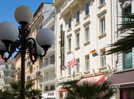 Hotel Le Meurice, hotel in Nice