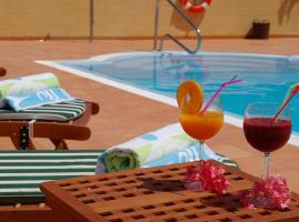 Hotel Rural El Navío - Adults Only, hotel near Playa de la Arena, Alcalá