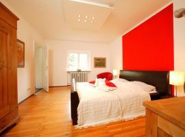 Apartment Freiraum in den Alpen, hotel near Olympic Ski Jump, Garmisch-Partenkirchen