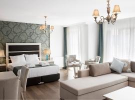 Turkuaz Suites Bosphorus