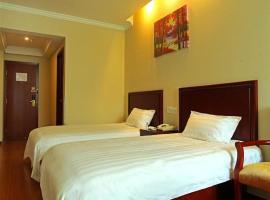 Greentree Inn Jiangsu Changzhou Zhongwu Avenue Lihua Business Hotel
