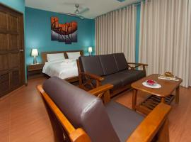 Pattaya Garden Apartments Boutique Hotel