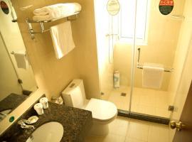 GreenTree Inn Taizhou East Meilan Road University Town Business Hotel