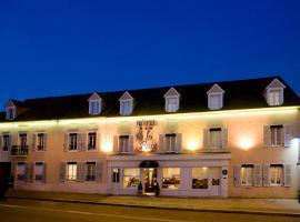 The Originals Boutique, Hôtel de la Paix, Beaune (Qualys-Hotel)