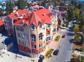 Pansionat Magadan, hotel near Gorgippiya Anapa Archeological Museum, Anapa