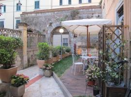 Hotel Amalfitana, отель в Пизе