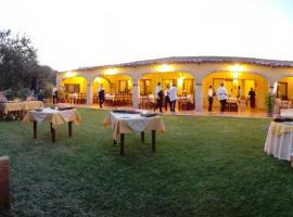 Hotel I Menhirs, hotel ad Annunziata