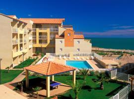 Résidence Vacancéole - Alizéa Beach, hotel in Valras-Plage