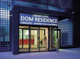Lindner Hotel Dom Residence, hotel in Cologne