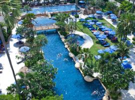Jomtien Palm Beach Hotel and Resort