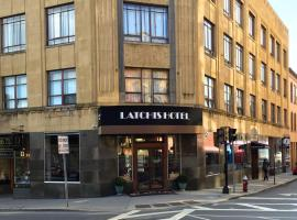 The Historic Latchis Hotel and Theatre