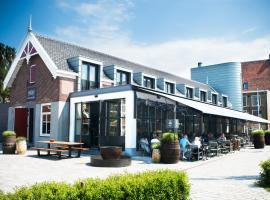 Hotel Katoen, pet-friendly hotel in Goes