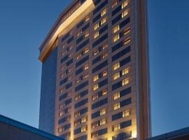 Shangri-La Hotel, Ulaanbaatar, отель в Улан-Баторе